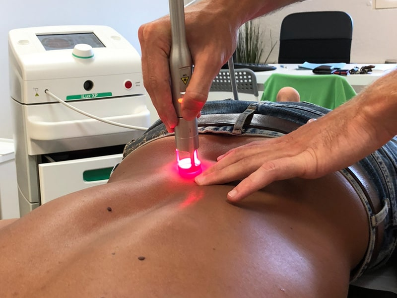 laser terapia theal therapy